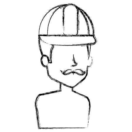 Avatar del reparador. Foto de archivo - 85024841