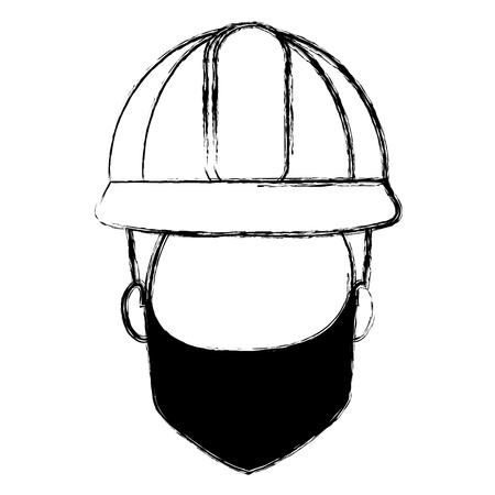 Repairman avatar. Reklamní fotografie - 85024910
