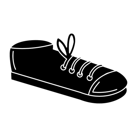 Male shoe icon.