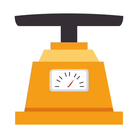 measure scale icon vector illustration design