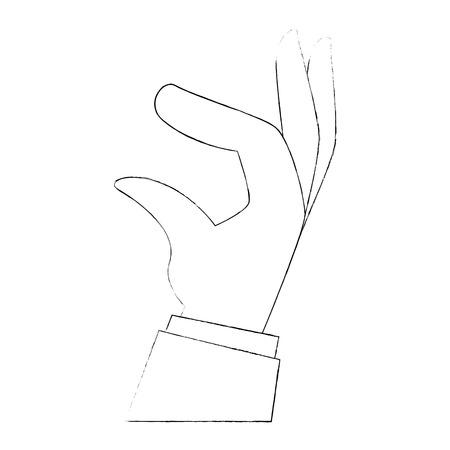 conception humaine d'illustration vectorielle d'icônes humaines