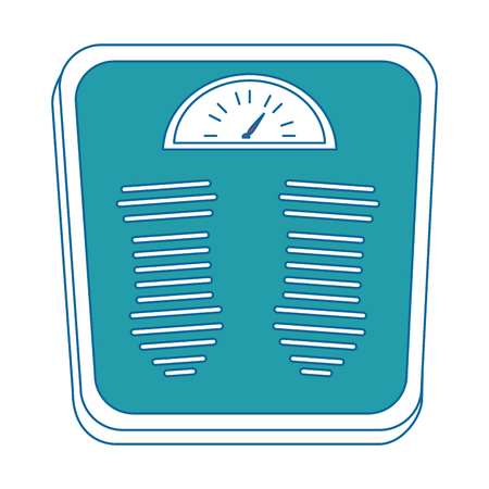 scale weight measure icon vector illustration design Illustration