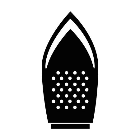 아이언 의류 어플 라 이언 스 아이콘 벡터 일러스트 디자인 일러스트