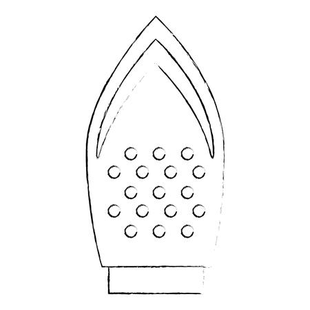철 의류 어플 라이언 스는 아이콘 벡터 일러스트 레이 션 디자인 일러스트