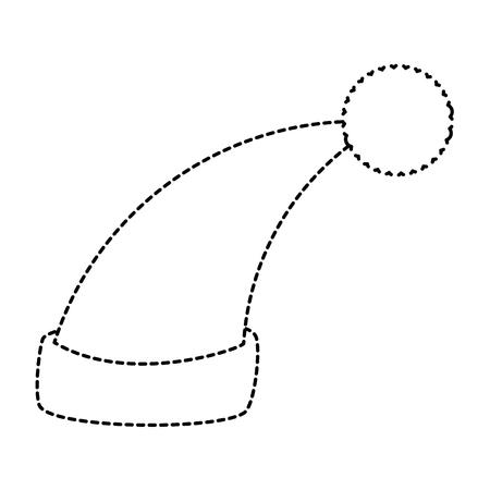眠っている分離された帽子アイコン ベクトル イラスト デザイン  イラスト・ベクター素材