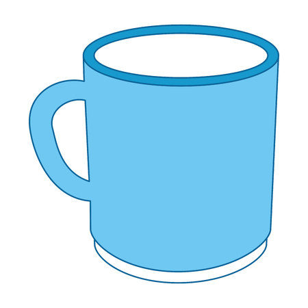 cup of chocolate icon vector illustration graphic design 向量圖像