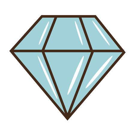 ダイヤモンド ヴィンテージ ベクトル アイコン ベクトル イラスト グラフィック デザイン  イラスト・ベクター素材