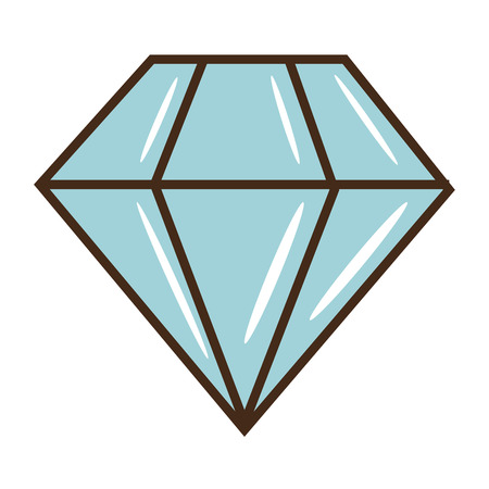 diamond vintage vector icon vector illustration graphic design Banco de Imagens - 85076224