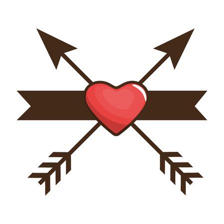 heart valentine love icon, vector illustration, graphic, design