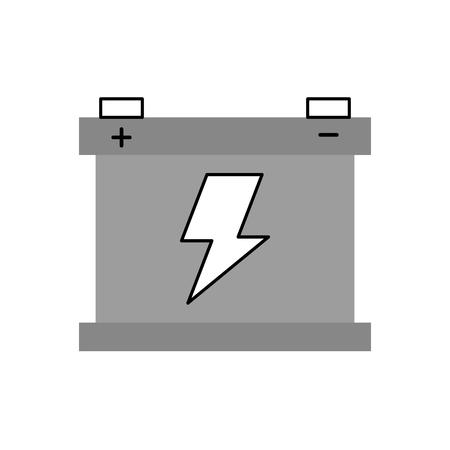 車バッテリー アキュムレータ エネルギー動力や電力のアイコン ベクトル図 写真素材 - 85132027
