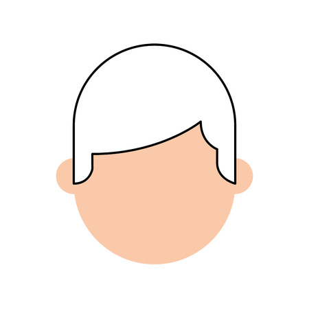 man cartoon repair assistance character work vector illustration 向量圖像