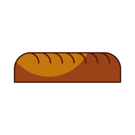 Pain, boulangerie, pâtisserie, produit, frais, vecteur, illustration Banque d'images - 85136627