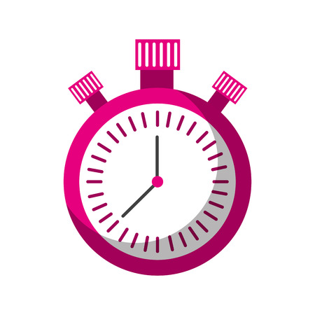 chronometer countdown speed timer object icon vector illustration Reklamní fotografie - 85138504