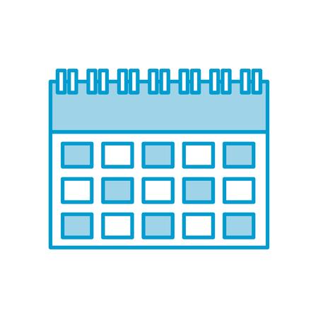 カレンダー ビジネス日付予定アイコン ベクトル図