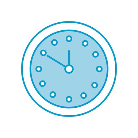 라운드 시계 시간 분 타이머 벡터 일러스트 레이션 스톡 콘텐츠 - 85139275