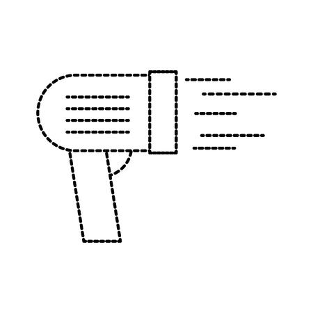 Scanner de code à barres prix du marché technologie illustration vectorielle Banque d'images - 85358592