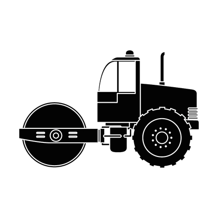 planer construction isolated icon vector illustration design Ilustracja