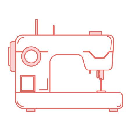 ミシン分離アイコンベクトルイラストデザイン  イラスト・ベクター素材
