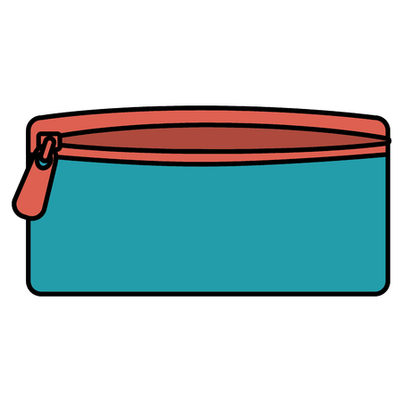 pencil case isolated icon vector illustration design Imagens - 85363634