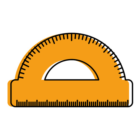 conveyor rule isolated icon vector illustration design