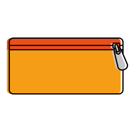 pencil case isolated icon vector illustration design 版權商用圖片 - 85453004