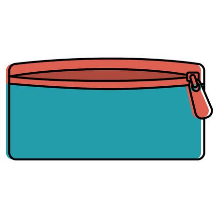 TUi de crayon isolé icône du design d & # 39 ; illustration vectorielle Banque d'images - 85452993