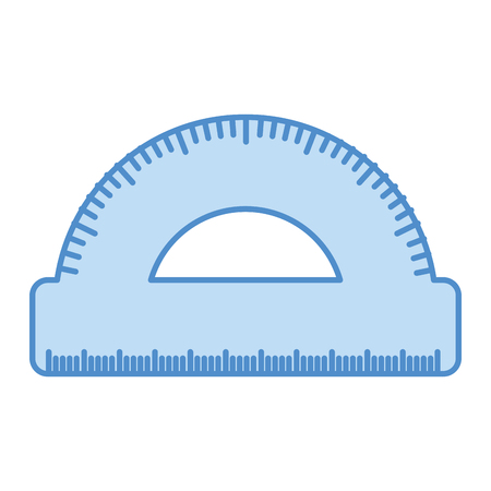 conveyor rule isolated icon vector illustration design