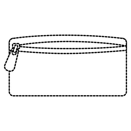 TUi à crayons isolé icône illustration d'illustration vectorielle Banque d'images - 85453116