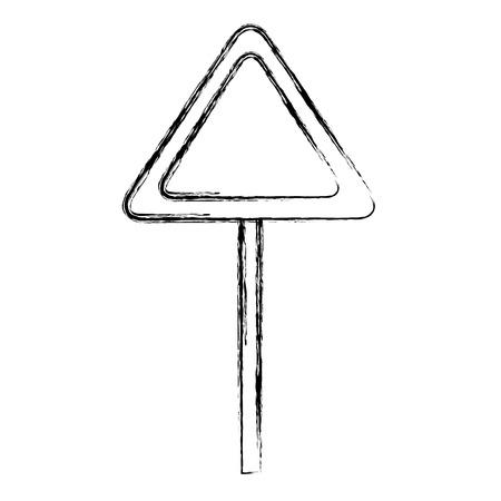 traffic signal isolated icon vector illustration design
