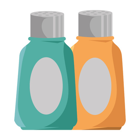 bottle kitchen product icon vector illustration design Illustration