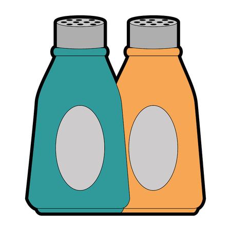 bottle kitchen product icon vector illustration design Imagens - 85484306