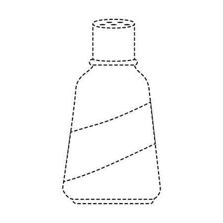 bottle kitchen product icon vector illustration design Ilustracja