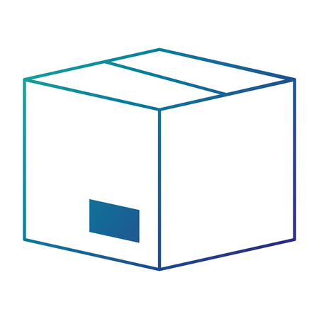 box carton isolated icon vector illustration design 版權商用圖片 - 85658918