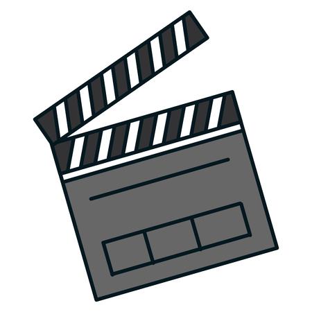 Badajo bordo aislado icono de ilustración vectorial de diseño Foto de archivo - 85729204