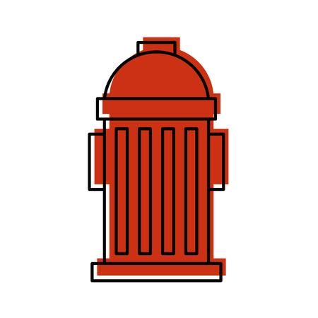 거리 응급 장비의 소화전 스톡 콘텐츠 - 85823223