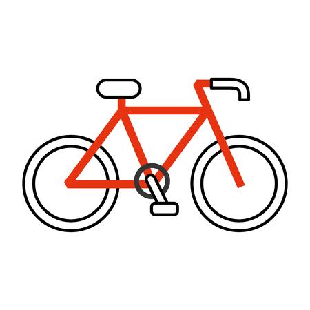 自転車輸送生態学車両伝統的なベクターイラスト 写真素材 - 85823384