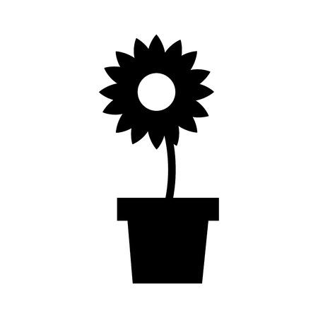 Décoration de la décoration de la fleur de la fleur ornement illustration vectorielle Banque d'images - 86100549