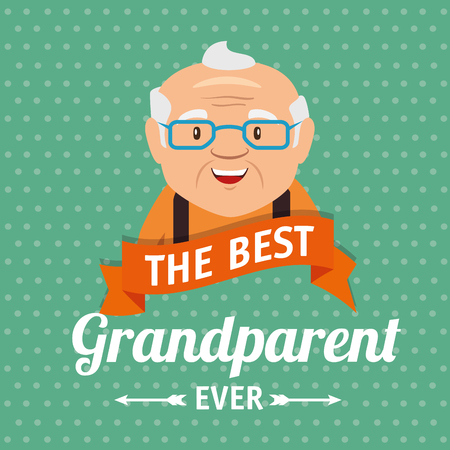 Grandparents day greeting card vector illustration graphic design 86318446 grandparents day greeting card vector illustration graphic design m4hsunfo