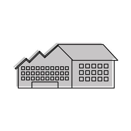 産業工房生産の石油と天然ガス エネルギーのベクトル図  イラスト・ベクター素材