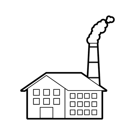 産業工房建築生産石油と天然ガス エネルギー ・電力のベクトル イラスト