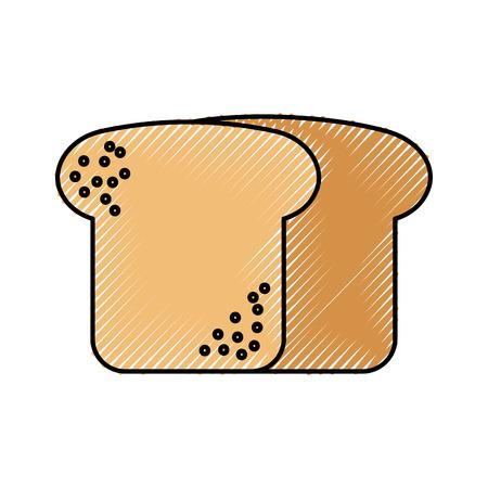 パン小麦フレッシュベーカリーペストリー製品食品