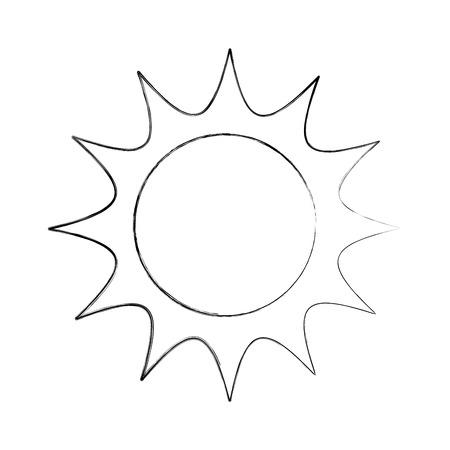 Universo sole astronomia galassia sistema illustrazione vettoriale solare Archivio Fotografico - 86489780