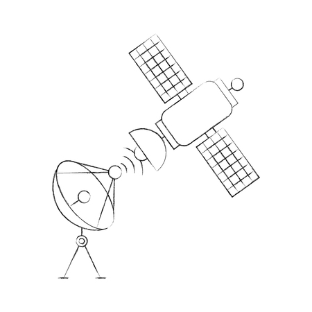 Satellite Hookup Diagram