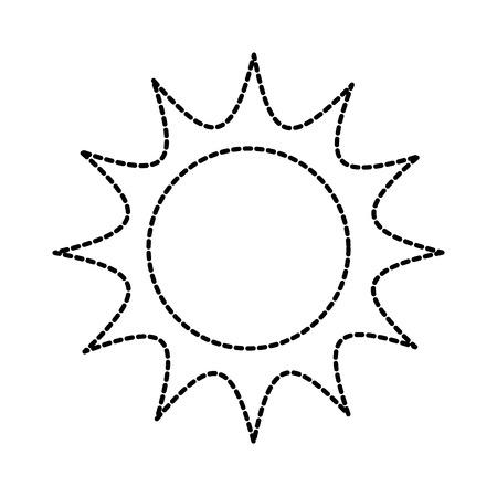 Universo sole astronomia galassia sistema illustrazione vettoriale solare Archivio Fotografico - 86489859