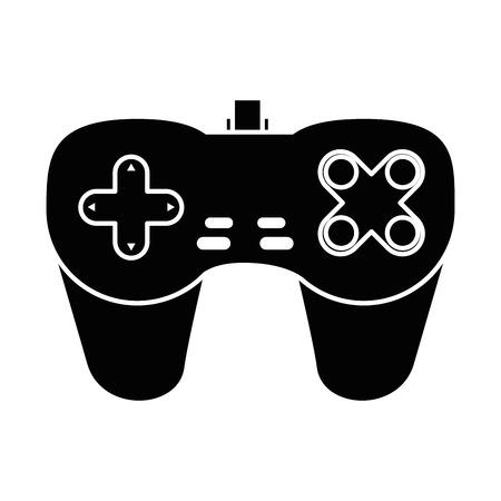control game isolated icon vector illustration design Illustration