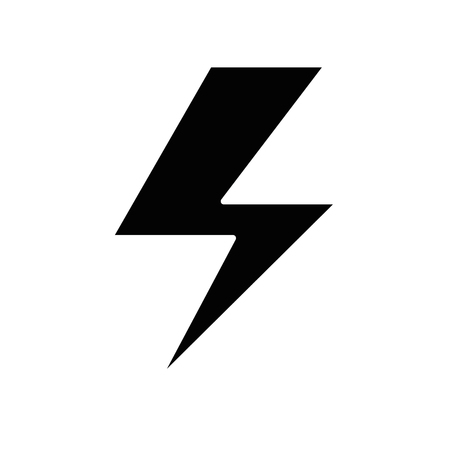 ray electric isolated icon vector illustration design