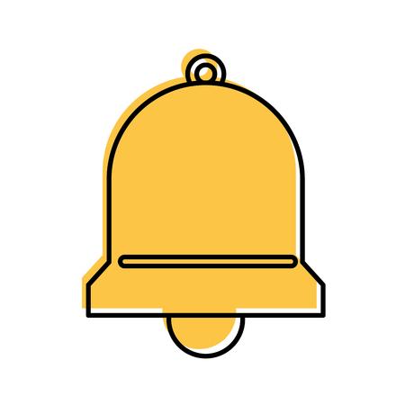 벨 서비스 assitance alarm support 벡터 일러스트 레이션 스톡 콘텐츠 - 86641293