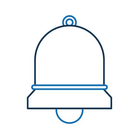 벨 서비스 assitance alarm support 벡터 일러스트 레이션 스톡 콘텐츠 - 86641695