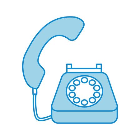 전화 고객 서비스 지원 지원 벡터 일러스트 레이션 스톡 콘텐츠 - 86641717