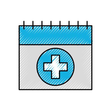 menstruation calendar female period healthy vector illustration 版權商用圖片 - 86947873